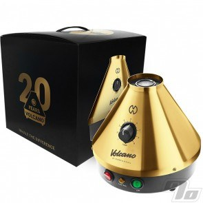Volcano Classic Vaporizer Gold Edition