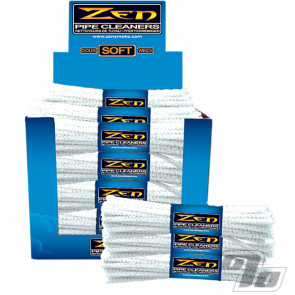 Zen Soft Pipe Cleaners in counter box of 48 bundles