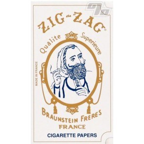 Zig-Zag White Rolling Papers