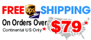 Free Shipping on US Orders of Pipes and Vaporizers