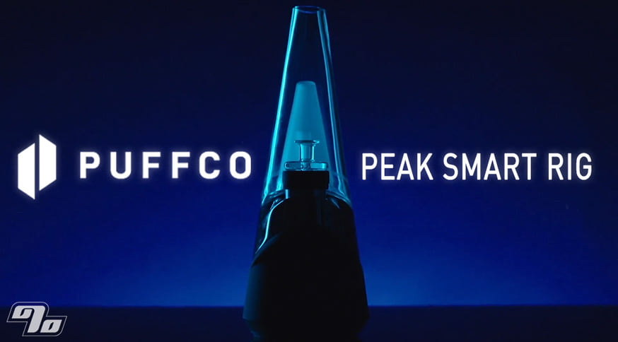 Puffco Peak Smart Rigs make concentrates too easy