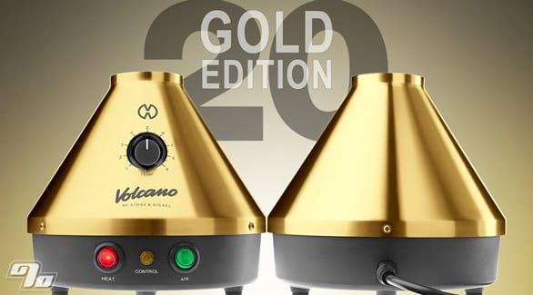 Volcano Gold Vaporizers